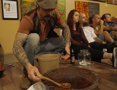 Traditional Way to Make Kava